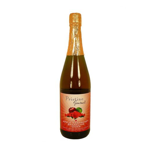 Sparkling Cider, Apple Raspberry Non-Alcoholic
