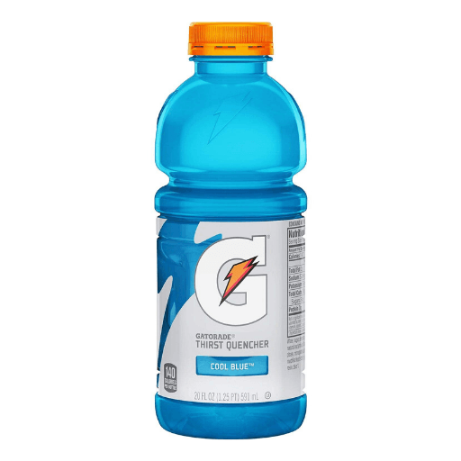 Gatorade Blue Cool