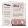 Bambo Nature Baby Diapers, Size 5