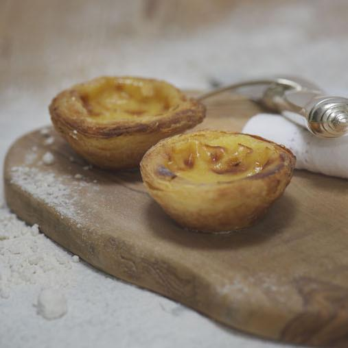 Custard Tart (Nata) Pack of 2