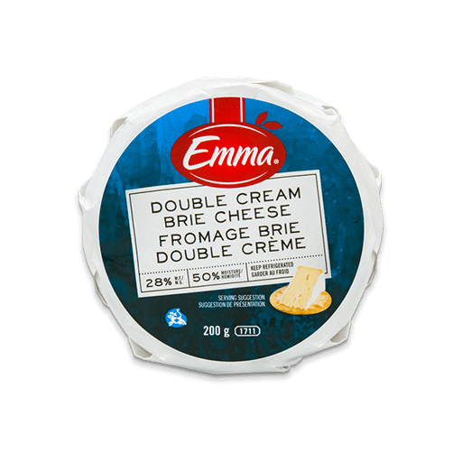 Brie Cheese - Double Cream, EMMA