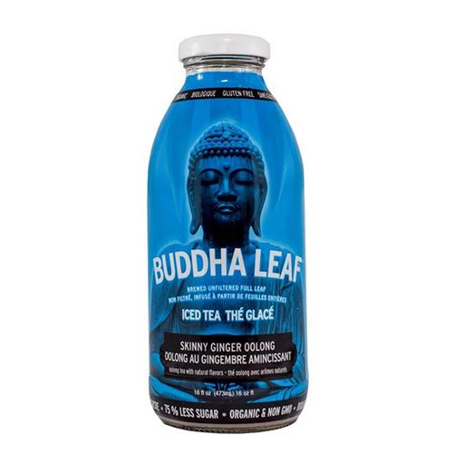 Buddha Leaf Iced Tea, Skinny Ginger Oolong