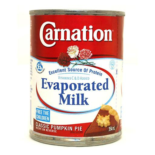 Evaporated Milk, Carnation