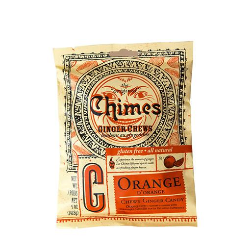 Ginger Candy, Orange, Chimes