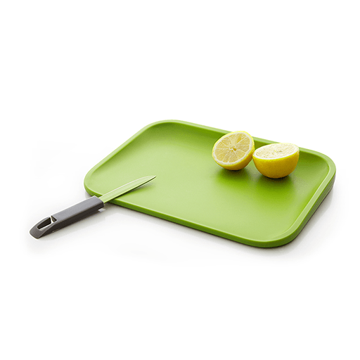 Chopping Board with Knife & Forks