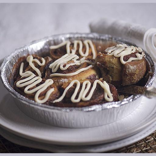 Cinnamon Buns, Bake Your Own, Gluten-Free