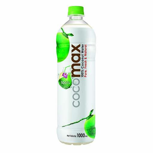Coconut Water, 100% Pure and Natural, COCOMAX, Large