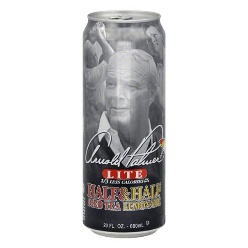 Arizona, Arnold Palmer Half & Half Iced Tea Lemonade, Can