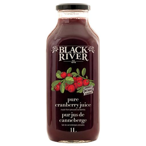 Juice, pure cranberry 1L