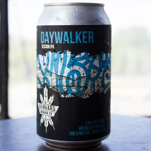 Daywalker, Session IPA, Can, Rainhard Brewing