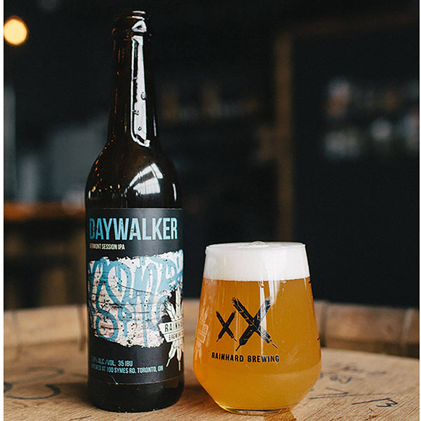 Daywalker, Session IPA, Bottle, Rainhard Brewing