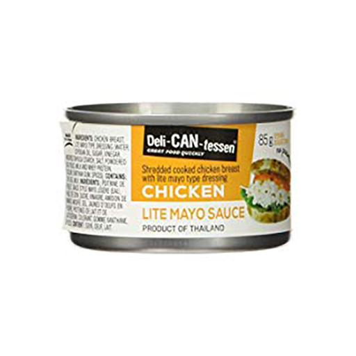 Deli-CAN-Tessen Shredded Chicken with Lite Mayo