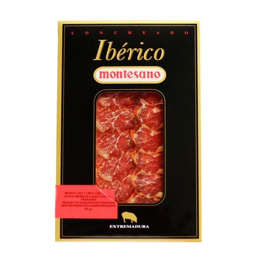 Iberico Dry Cured Loin Slices