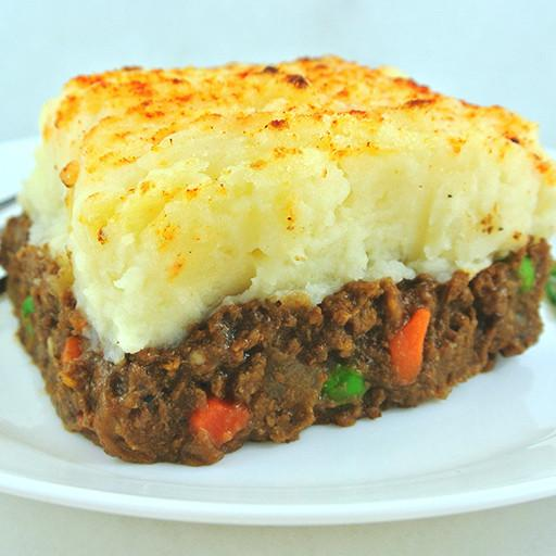 Prepared Family Meal, Beef Shepherd's Pie, Refrigerated