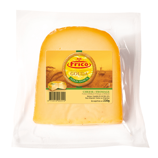 Mild Gouda Wedge, Frico