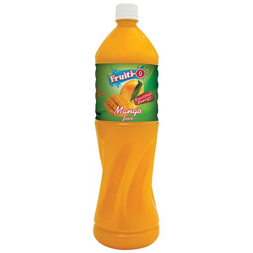 Mango Juice, Fruiti-O