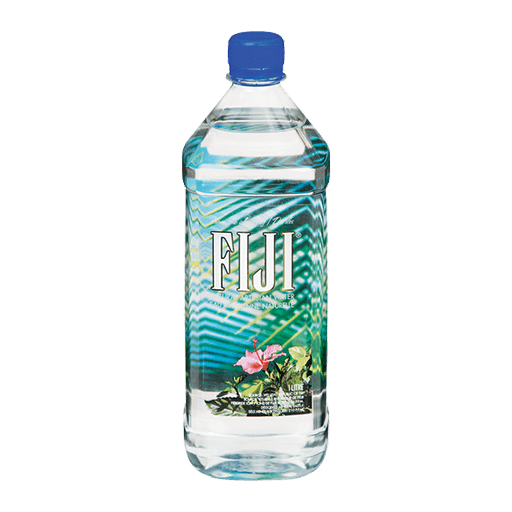 Fiji Natural Spring Water, 1L