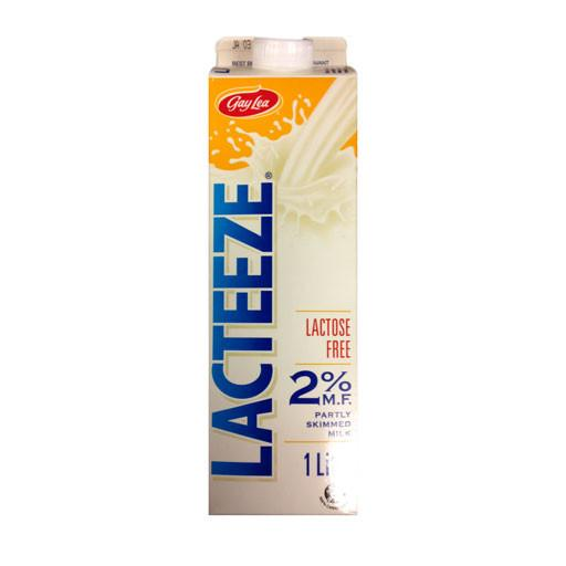 Milk, 2% Lacteeze - Gay Lea