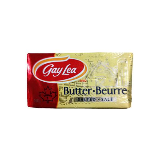 Butter, Salted - Gay Lea 250g