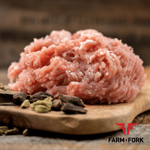 Ground Turkey, Lean, Free From