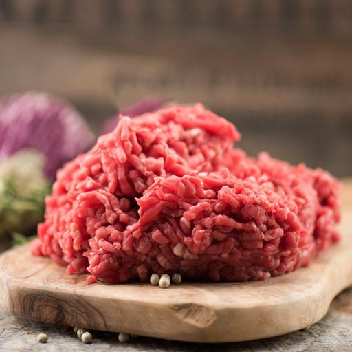 Beef, Extra Lean Ground AA, Frozen 1lb x 5