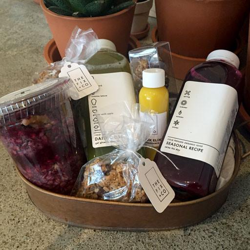 Healthy Fix Gift Package