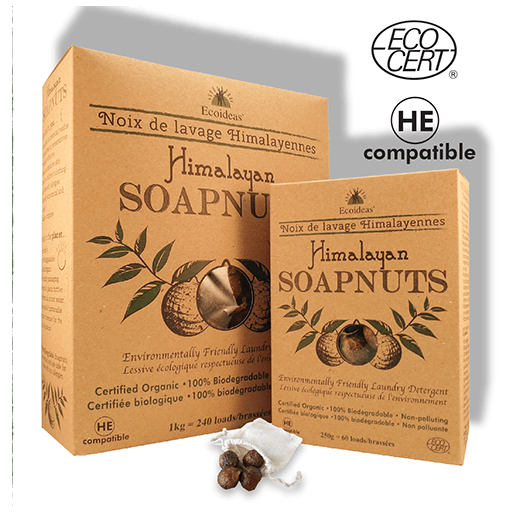 Himalayan Soapnuts™, Eco-friendly Laundry Detergent, 60 Loads