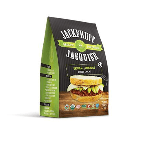 Organic Jackfruit, Meat Alternative, Original Shredded