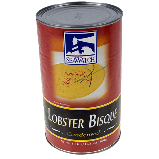 Lobster Bisque, Canned Soup
