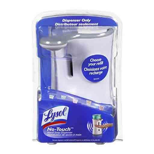 Lysol No Touch Automatic Hand Soap Dispenser System