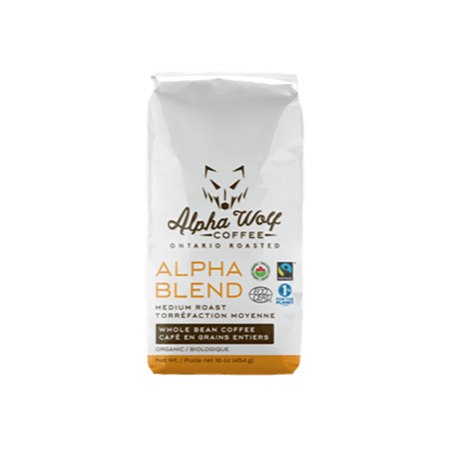 Medium Roast Whole Bean Coffee, Organic