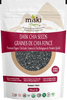Dark Chia Seeds, Organic