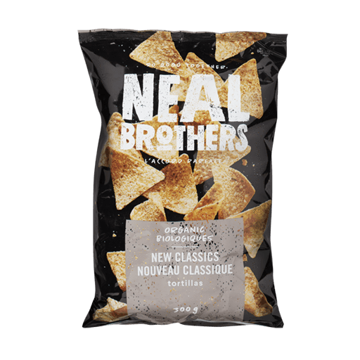 Tortillas Chip, New Classics, Neal Brothers