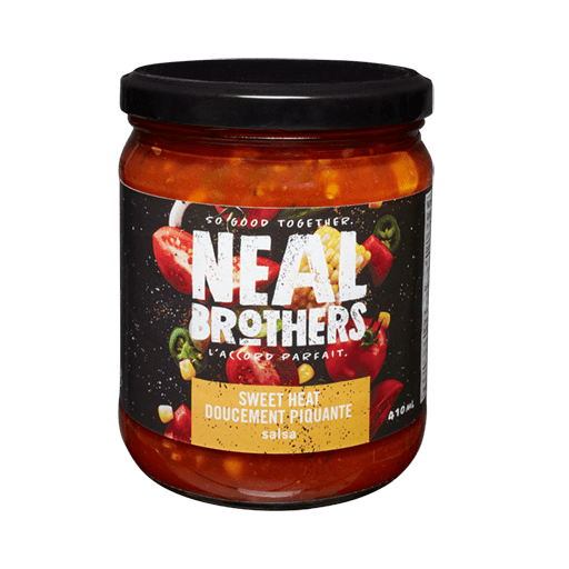 Salsa Sauce, Sweet Heat with Corn, Neal Brothers