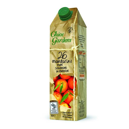 All Natural Juice, Mandarin, Not From Concentrate