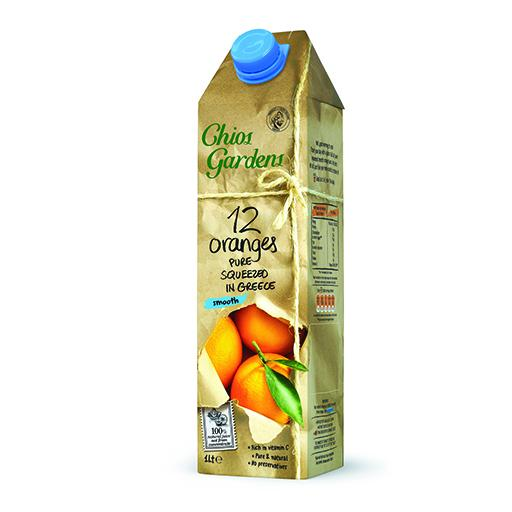 All Natural Juice, Orange Pulp Free, Not From Concentrate
