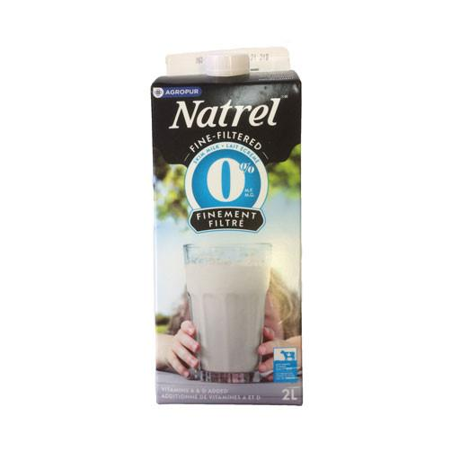 Milk, Fine Filter Skim - Natrel