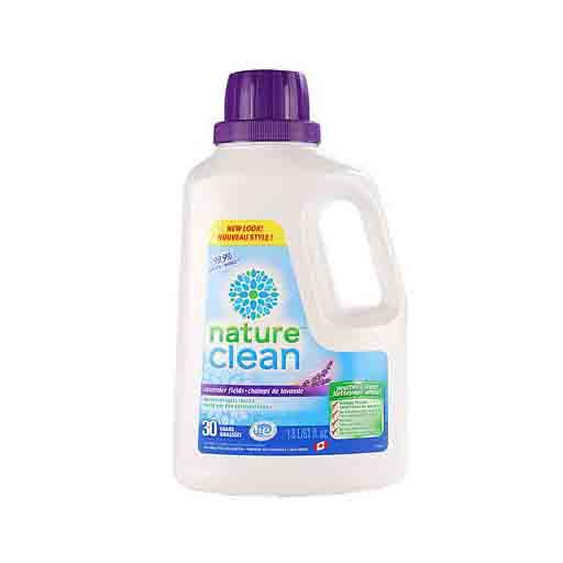 Nature Clean Liquid Detergent, Lavender