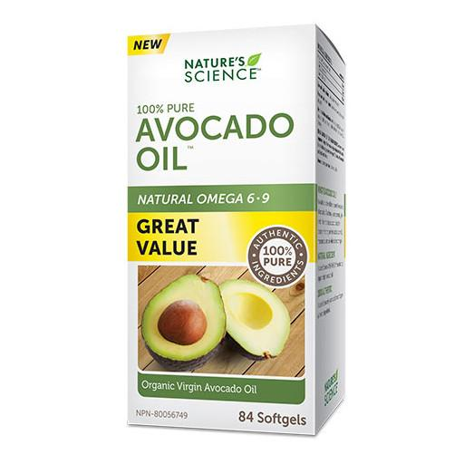 Nature's Science Avocado Oil