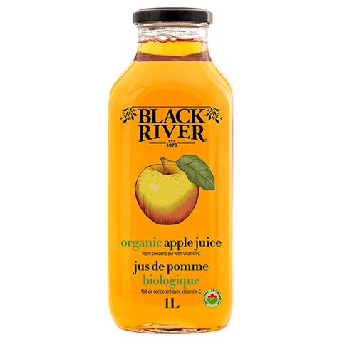 juice, organic apple 1L