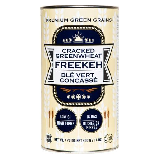 Premium Green Grains™ Cracked Greenwheat Freekeh™