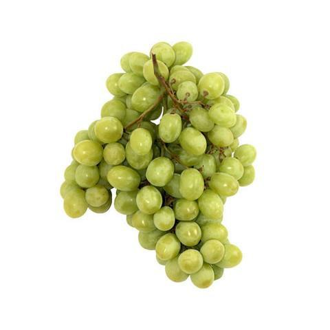 GRAPES, GREEN, SEEDLESS, LARGE