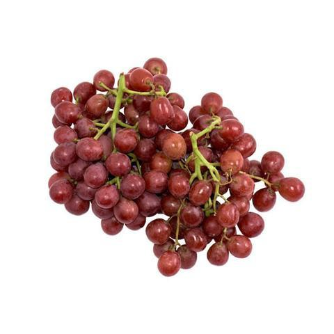 GRAPES, RED SEEDLESS, LARGE