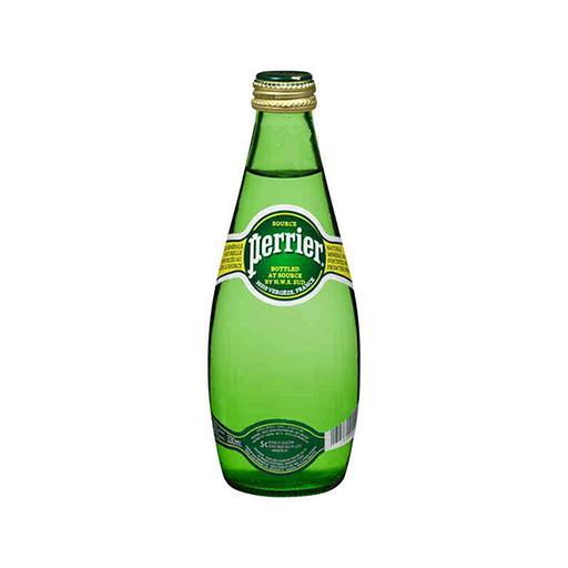 Sparkling Water, Perrier, Small Bottles