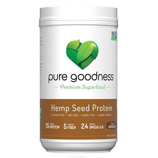 Pure Goodness Hemp Powder Chocolate
