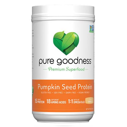 Pure Goodness Pumpkin Seed Protein Powder Vanilla
