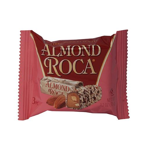 ALMOND ROCA®, Buttercrunch Toffee, 3 Pieces