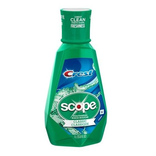 Scope Mouthwash Original