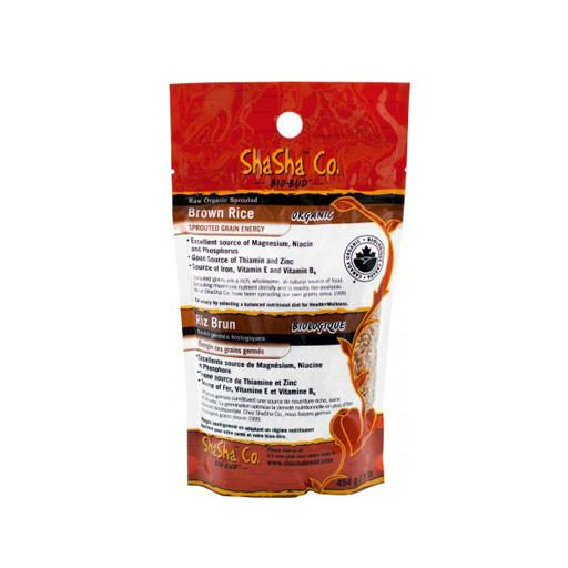 Brown Rice, ShaSha Organic