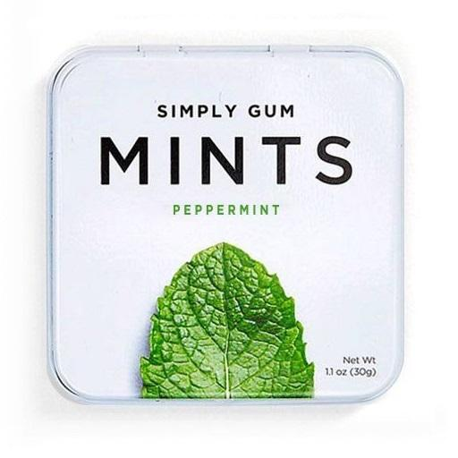 Simply Mints, Peppermint